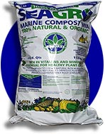 Seagro marine compost mix